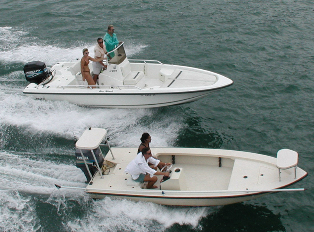 Key west flats fishing guide captain dan 39 s fishing for Key west fishing boats