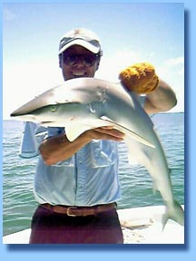 Key West Florida flats fishing - backcountry fishing charters